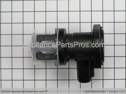 Bosch Drain Pump 00144489 from AppliancePartsPros.com
