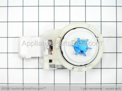 Bosch Drain Pump Motor Assembly 167082 from AppliancePartsPros.com