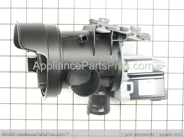 Bosch 00436440 drain pump motor assembly for How to test a washer drain pump motor