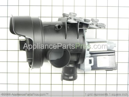 Bosch Drain Pump Motor Assembly 00436440 from AppliancePartsPros.com