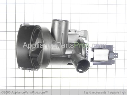 Bosch Drain Pump Motor Assembly 436440 from AppliancePartsPros.com