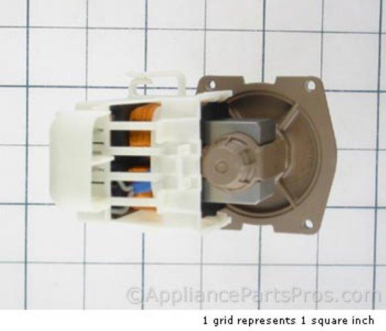 bosch 00181172 drain pump with gasket 60 hz ed 220 221 gasket 17. Black Bedroom Furniture Sets. Home Design Ideas