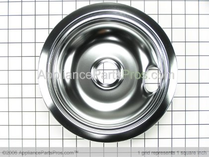 Bosch Drip Pan, 8 In.(w/hole) 484630 from AppliancePartsPros.com