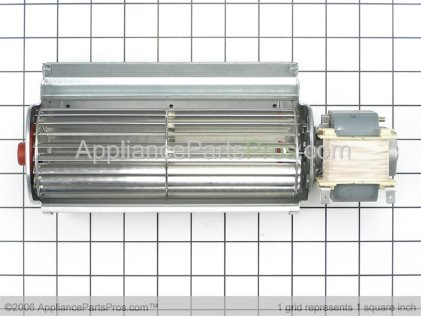 Bosch Fan 00444098 from AppliancePartsPros.com