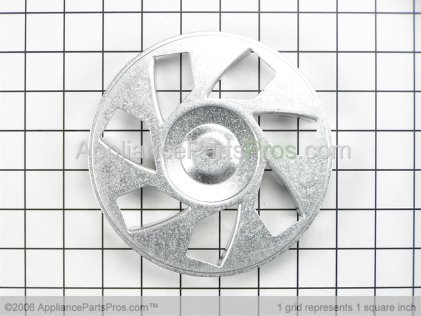 Bosch Fan Blade, Convection 00487019 from AppliancePartsPros.com