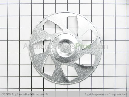 Bosch Fan Blade, Convection 00487019 from AppliancePartsPros.com