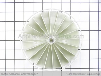 Bosch Fan, Wta 35 Dryer 264487 from AppliancePartsPros.com