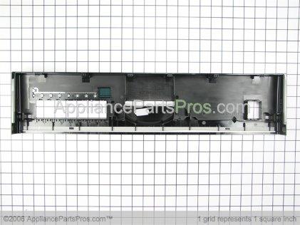 Bosch Fascia, Black, Shu 6806 351657 from AppliancePartsPros.com