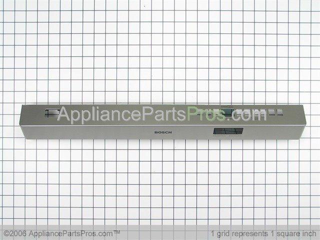 Bosch 00431784 Fascia Panel Appliancepartspros Com