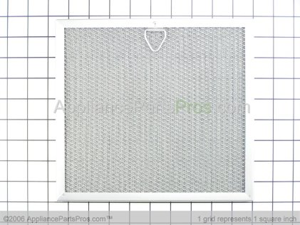 Bosch Filter, Aluminum 00487064 from AppliancePartsPros.com