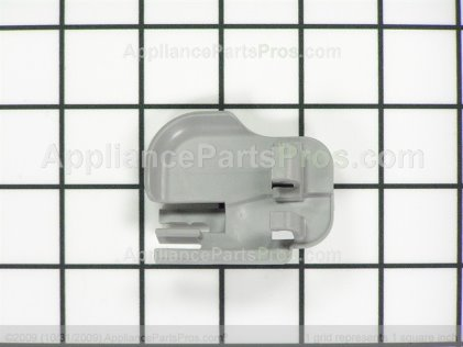 Bosch Flip Tine Latch, Upper Rack, Left, Platinum 418493 from AppliancePartsPros.com