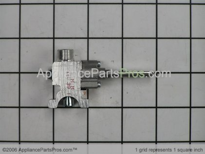 Bosch Gas Valve Assembly , Orange 00189306 from AppliancePartsPros.com