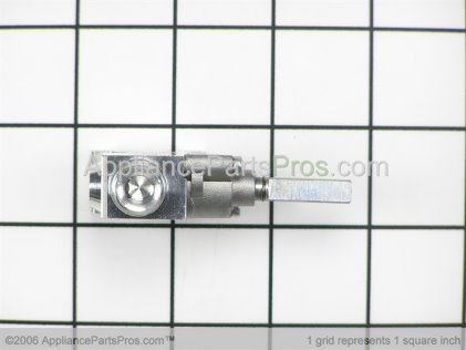 Bosch Gas Valve, Medium Burner 00421166 from AppliancePartsPros.com