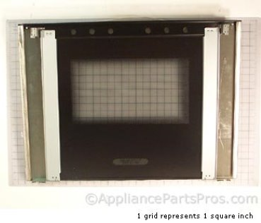 Bosch Glass Panel 00144079 from AppliancePartsPros.com