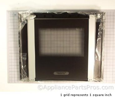 Bosch Glass Panel 00144083 from AppliancePartsPros.com