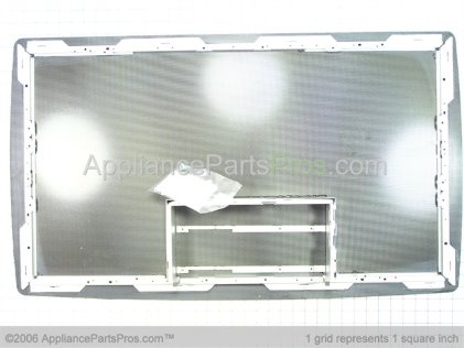 Bosch Glued Glass Assembly CET365 Blk 00187296 from AppliancePartsPros.com