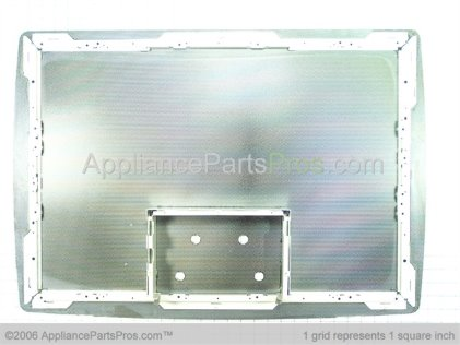Bosch Glued Glass Assy., CEM304 Black 187298 from AppliancePartsPros.com