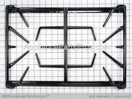 Bosch Grate Pack Black (2 Grates) 00143060 from AppliancePartsPros.com