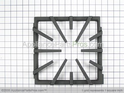 Bosch Grate (prg) 00487336 from AppliancePartsPros.com