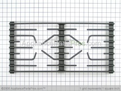 Bosch Grate, Pro Burner, Psc/pdr/pgr 00143458 from AppliancePartsPros.com