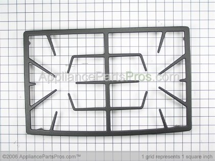 Bosch Grates Pack, SGC/S304R Blk 00142544 from AppliancePartsPros.com