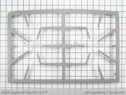Bosch Grates Pack, SGCS304RW Gray 00142545 from AppliancePartsPros.com