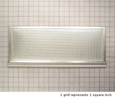 Bosch Grease Filter, 18-3/4 In., Metal Mesh, Ah 250-760 (1/ 00291063 from AppliancePartsPros.com