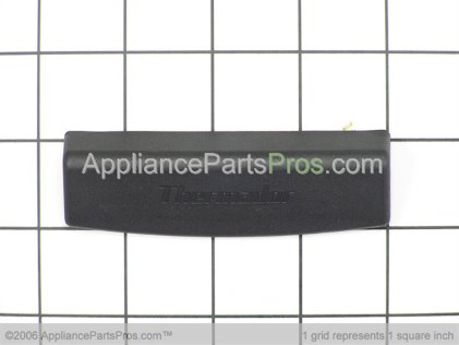 Bosch Handle, Griddle Cover, Black 00414757 from AppliancePartsPros.com