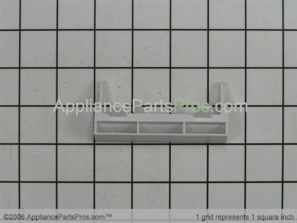 Bosch Handle (white) 00056480 from AppliancePartsPros.com