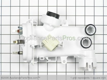 Bosch Heater Assembly, for Aqua Sensor (softer Bearing), Sh 00480317 from AppliancePartsPros.com