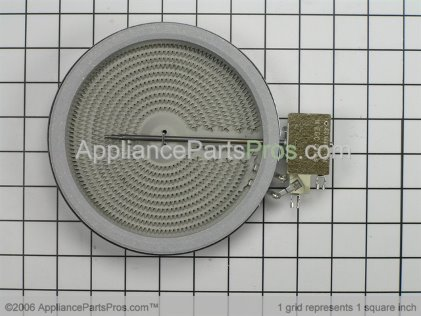 Bosch Heater-Element 1200W 491270 from AppliancePartsPros.com