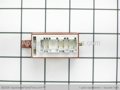 Bosch Heater Relay, Wfk 2401 00170842 from AppliancePartsPros.com