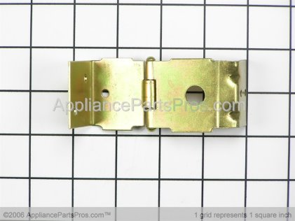Bosch Hinge Assy., Chrm Plt 00414699 from AppliancePartsPros.com