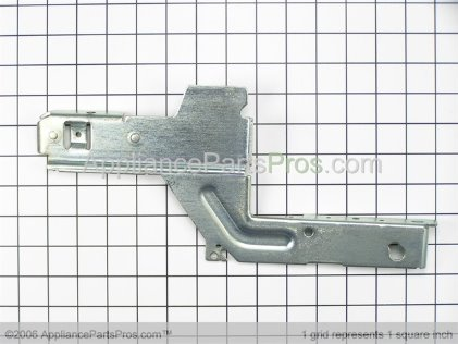 Bosch Hinge Plate, Right Side 00298570 from AppliancePartsPros.com