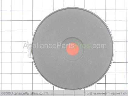 Bosch Hot Plate 486875 from AppliancePartsPros.com