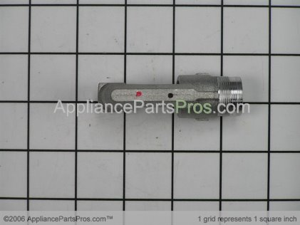 Bosch Jet Holder Assembly with Nut (11.000 Btu) Red, Rf/lr 00414169 from AppliancePartsPros.com