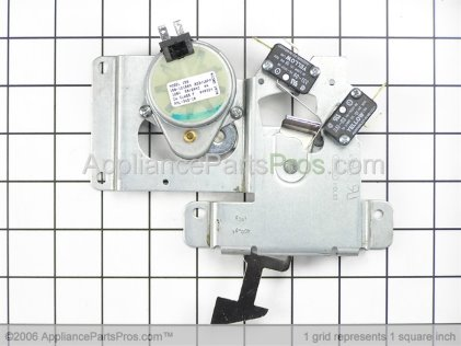 Bosch Kit-L/o Latch CT230/CT227N 00486757 from AppliancePartsPros.com