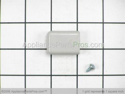 Bosch Kit Latch Knob White 412909 from AppliancePartsPros.com