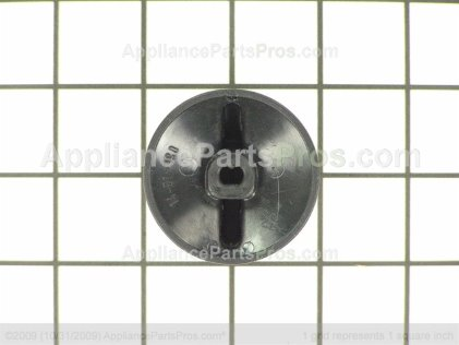 Bosch Knob (blk) 00421526 from AppliancePartsPros.com