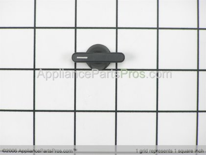 Bosch Knob, Blk (cvs) 00414821 from AppliancePartsPros.com