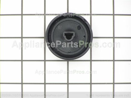 Bosch Knob, Bosch Mech Gas Ct-Black No/ring 189362 from AppliancePartsPros.com