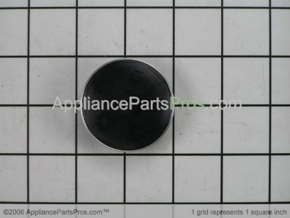 Bosch Knob, Bosch Twist, Black 00416295 from AppliancePartsPros.com