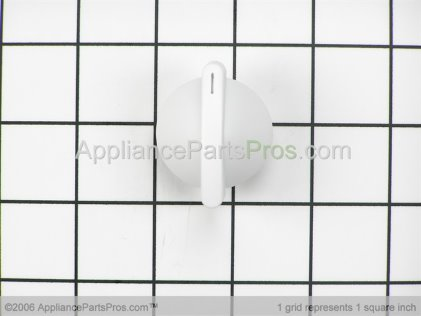Bosch Knob, Burner White 00415365 from AppliancePartsPros.com