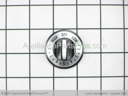 Bosch Knob, Clock 414500 from AppliancePartsPros.com