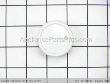 Bosch Knob, Control White 411362 from AppliancePartsPros.com