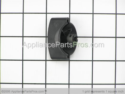 Bosch Knob, Dual Elem, Black 415360 from AppliancePartsPros.com