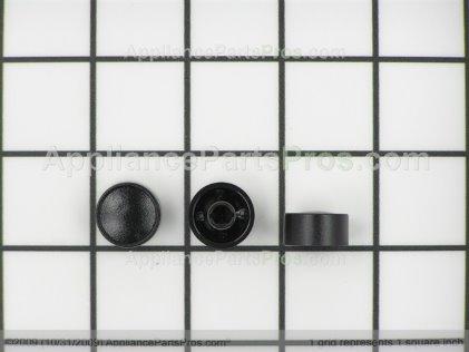 Bosch Knob Kit, Stainless Steel (7 Knobs) 414201 from AppliancePartsPros.com