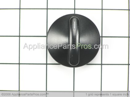 Bosch Knob, SGC304 Black 414781 from AppliancePartsPros.com