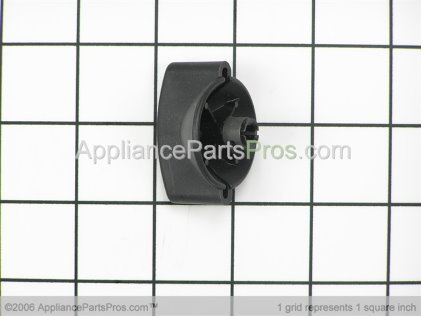 Bosch Knob, Sgl Element Blk 415362 from AppliancePartsPros.com