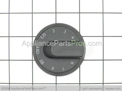 Bosch Knob, Tmh Blk 00414756 from AppliancePartsPros.com